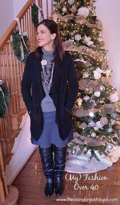 Fashion Over 40 www.thestonybrookhouse.com  #fashion #ootd #whatiwore #godsword