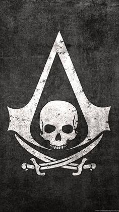 Assassins Creed Tattoo, Arte Assassins Creed, Assassins Creed Black Flag, Assassin's Creed Hd, Best Assassin's Creed, Assassin's Creed Hidden Blade, Assassin's Creed Black, Assassin's Creed Wallpaper, Mundo Dos Games