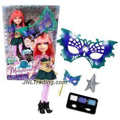 MGA Entertainment Bratz Masquerade Series 10 Inch Doll - FINORA with Mask and…