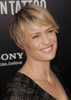 Robin Wright-  you don't see enough cure short haircuts anymore!