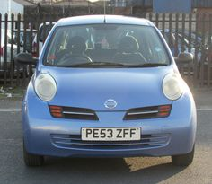 AutoZone Bolton - Cambrian Cars Ltd – Used Cars Dealers in Bolton, Lancashire are  Listing the following Vehicle For Sale - Reg: PE53ZFF - 2003 - Nissan Micra 1.2 16v S - Used - Mileage: 68000 - £1200 http://www.justusedvehicles.com/autozone---bolton---lancashire.html  #usedcars #fastcars #cars #usedcarparts #carparts #automotive #motoring #parts #carphotography #audi #sportcar #nicecar #amazing #plus #instacars #amazingcars #germany #webmotors #nice #stancedaily