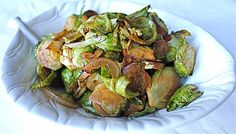 Brussel Sprouts can conjure up bad memories of mushy, bitter vegetables. Once I learned how to roast brussel sprouts, however, brussel sprouts actually became ...