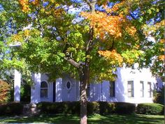 Corner of South Mill & Henry Street ~ Pontiac, Illinois