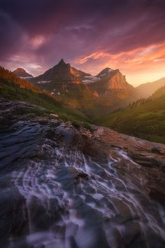 Into The Valley by Ryan Dyar