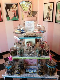 Our Bow Wow Treat Bar! Bow Wow Beauty Shoppe, San Diego, CA. Http://www.bowwowbeautyshoppe.com