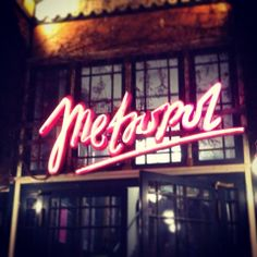 Metropol - more than just music