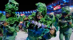 Rio 2016 opening ceremony - the best bits Watch highlights of the opening ceremony to the Rio 2016 Olympic Games