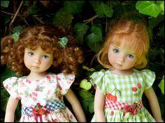 Lucile (Lana)et Emma rose(Dianna)
