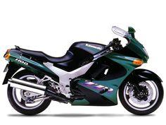Kawasaki ZZ-R1100 (1993)