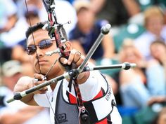 Scarborough, Ontario's own Crispin Duenas is headed to the 2012 Summer Olympics to compete in the men's individual archery category. Go Team Canada! #Scarborough #archery #Olympics #Canada