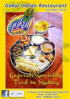 Gokul India Restaurant to serve best of speciality Gujarati food, Jain food and Punjabi Indian food.