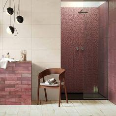 🇮🇹 Naxos BELLEVILLE. Nagyszerű tónusok és színek, különféle kézműves technikák ihlette dekorcsempék. 🧡 .  Egy elegáns stílusú sokoldalú termékcsalád. 👍🏻 . . . #naxosceramiche #fincibecgroup #tiles #ceramictiles #interiordesign #architecture #inspiration #design #style #italy #floortiles #walltiles #home #bathroom #livingroom #burkolat #ceragent #inspiráció #esztétika #enteriőr #járólap #dizájn #ceragent #olasz #belsőépítészet Tiles, Divider, Ceramics, Room, Furniture, Home Decor, Room Tiles, Ceramica, Bedroom