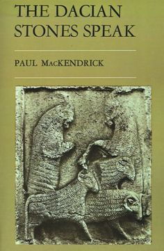 The Dacian Stones Speak / With this exciting introduction to the ancient province of Dacia, noted classicist and archaeologist MacKendrick turns his attention to an old area little known to the English-speaking world. He examines its history from the Neolithic culture to the 165 years of urban culture under Roman rule. Also examined is the durability of the Greco-Roman heritage that is reflected in the religious and cultural orientation of present-day Romania.