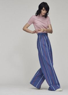 King and Tuckfield\'s S/S18 collection is all about 1950s summer holidays, beach nostalgia and colourful deckchairs. WGSN reports.