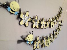 What Will It Bee Banner Baby Shower By FalcoClan