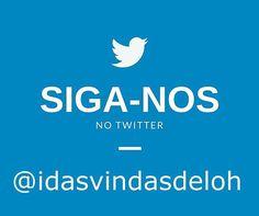 O Idas e Vindas de Loh agora está no Twitter. Quer enviar uma pergunta, idéia ou compartilhar a sua experiência? Siga-nos!…