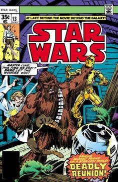 Other Collectible Star Wars Products (Non-Film Specific) Star Wars Comics, Star Wars Comic Books, Star Wars Art, Marvel Comics, Star Trek, Large Canvas Art, Canvas Wall Art, Tableau Star Wars, Comic Movies