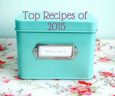 Take a look back at our top five Migraine-Friendly recipes of 2015. MyMigraineMiracle.com
