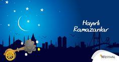 Ramazan ayının bereket ve huzuru evinizi sarsın, hayırlı Ramazanlar.