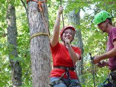 Mentone, AL - Zipline @ True Adventure Sports
