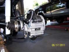 VW Subaru Disc Brake Conversion Done Right TIPS -NEW-