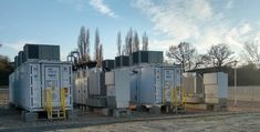 Gore Street Energy Fund's 10MW battery goes live on the Origami technology platform | Origami Energy National Grid, Future Energy, Intelligent Technology, Energy Companies, Energy Storage, Cool Things To Make, Platform, Live