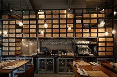 28º-50º Wine Workshop & Kitchen, Marylebone, London