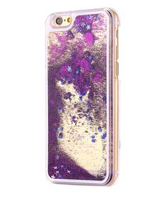 Glitter Waterfall Phone Case