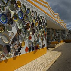 Portugal - Algarve - Sagres Porcelain shop sq