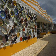 Portugal - Algarve - Sagres Porcelain shop sq