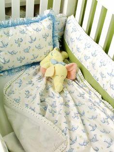 Susan Turner Baby customized nursery bedding