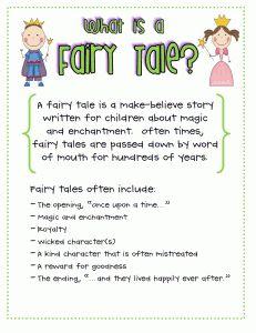 Argumentative essay on fairy tales