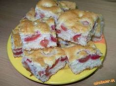 Konečne super bublanina Czech Recipes, Russian Recipes, Ethnic Recipes, Eastern European Recipes, Sushi, Sandwiches, Recipies, Muffin, Goodies