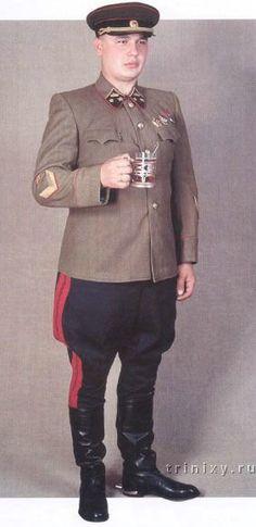 50: El Mayor General de las Tropas de tanques en forma diaria 1940-1943
