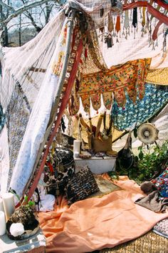 Make: Best Bohemian Camping Experience | Free People Blog #freepeople