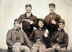 Civil War: Civil War soldiers. #genealogy #CivilWar #military