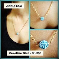 Annie necklace