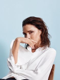 Victoria Beckham on Her Style Revelation During Her Spice Girl Days via @WhoWhatWear