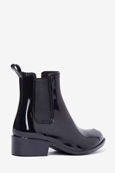 9d3a821f7d098 Jeffrey Campbell Stormy Chelsea Rain Boot - Shoes