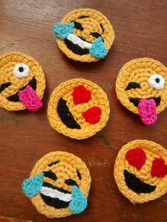 Emoji magnets - fun!