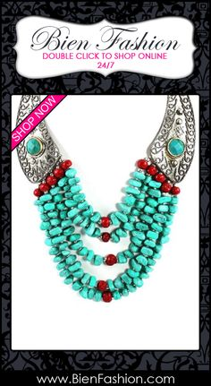 """Bold Necklace 