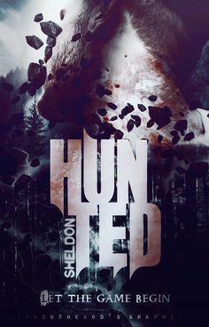 Hunted    wattpad cover by irwinthegod.deviantart.com on @DeviantArt