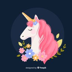 Discover thousands of free-copyright vectors on Freepik Unicorn Logo, Unicorn Graphic, Baby Unicorn, Unicorn Art, Cute Unicorn, Unicornios Wallpaper, Beast Wallpaper, Rainbow Wallpaper, Cartoon Wallpaper