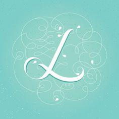 ALPHABATTLE – L — LetterCult - #typography #type