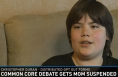 Update: This Could Be One of the Biggest Common Core Stories Yet — and It Involves a Mom Being Suspended From Her Child's School