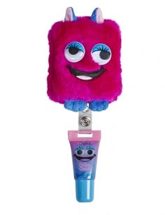 Fuzzy Critter Yoyo Lip Gloss