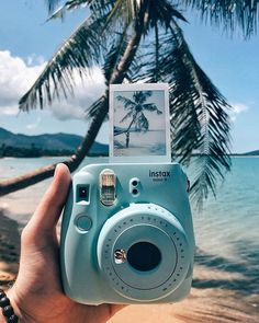 "Fujifilm instax Australia en Instagram: ""Check out the memories being captured by @andreaskrausz in Koh Samui with the instax mini 9 🏝 Where is the first place you plan to travel…"""