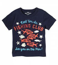 Fish Club Tee