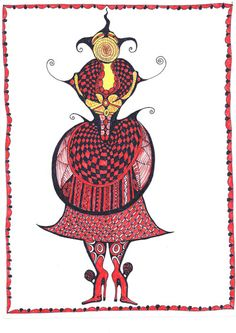 Copyright © 2001 Tatiana Goldmannova Costume Design, Rooster, Costumes, Animals, Apparel Design, Animales, Dress Up Clothes, Animaux, Roosters