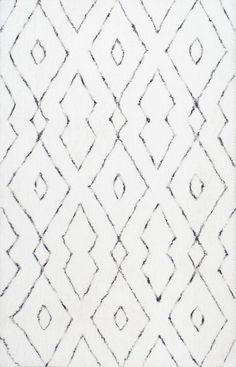 You'll love the Zoe White Hand-Tufted Area Rug at Joss & Main - With Great Deals on all products and Free Shipping on most stuff, even the big stuff.